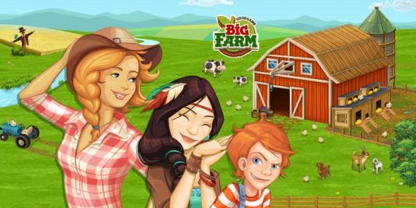 بازی آنلاین مزرعه بزرگ