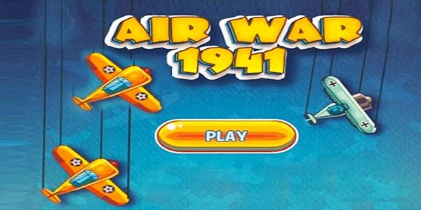 بازی آنلاین جنگ هوایی ۱۹۴۱
