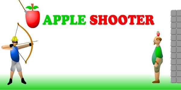 بازی تیراندازی به سیب Apple Shooter