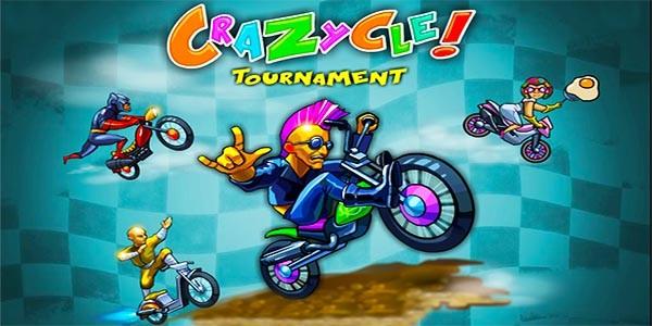 بازی موتور سواری دیوانه