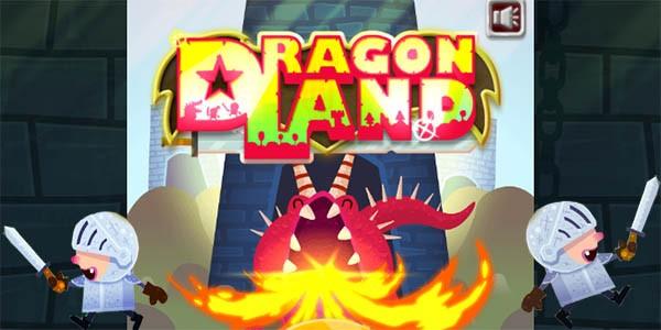 بازی فلش آنلاین سرزمین اژدها
