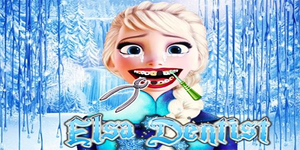 بازی آنلاین دندانپزشکی السا