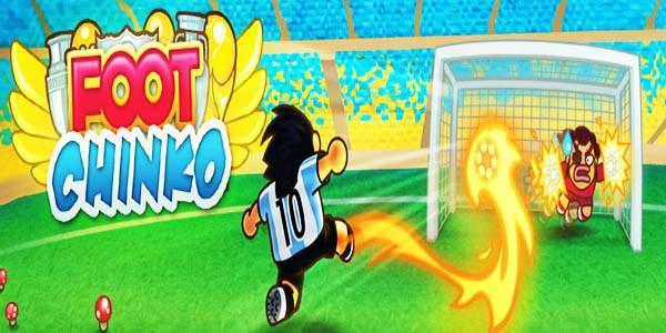 بازی آنلاین فوتبال Foot Chinko