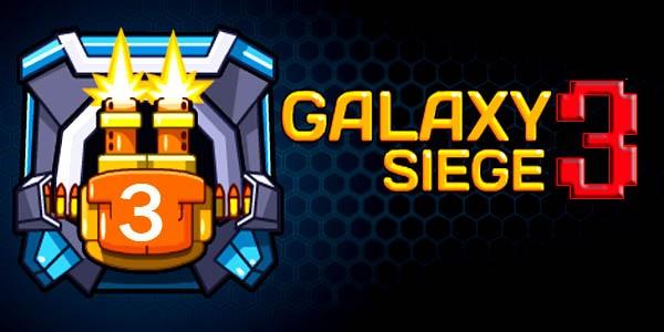 بازی آنلاین محاصره کهکشان ۳