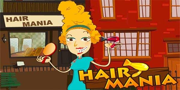 بازی آنلاین دخترانه سالن آرایشگری
