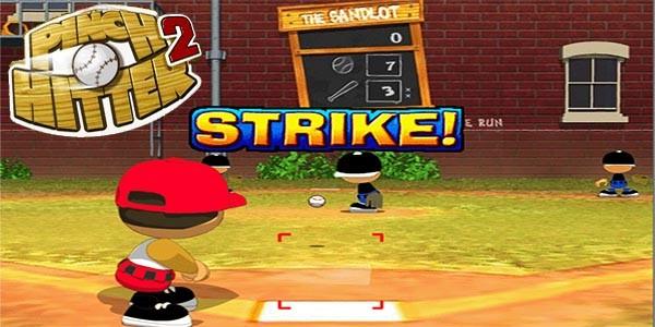 بازی انلاین فلش بیس بال ۲