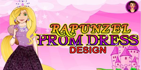 بازی آنلاین راپونزل طراح لباس