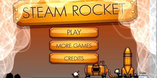 بازی آنلاین موشک بخار