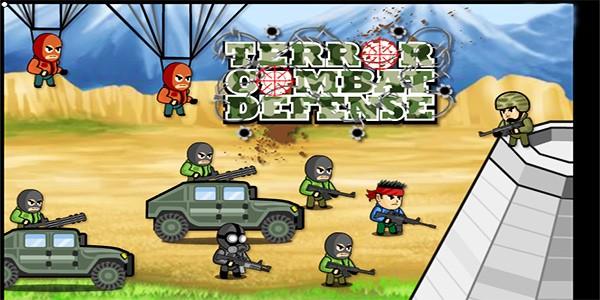 بازی انلاین جنگ با تروریست