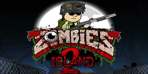 بازی آنلاین جزیره زامبی ها ۲