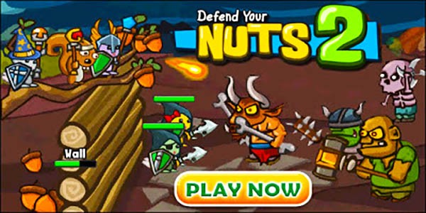 بازی آنلاین دفاع از خود آجیل ۲