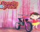 بازی آنلاین موتورسواری دخترانه