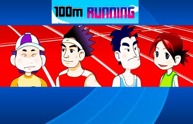 بازی انلاین دو ۱۰۰ متر