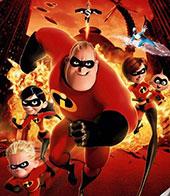 بازی اینترنتی آنلاین شگفت انگیزان Incredibles