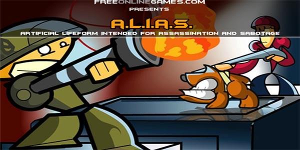 بازی آنلاین جنگی فضایی A.L.I.A.S. 2