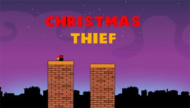 بازی آنلاین دزد کریستمس