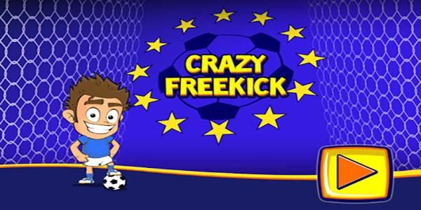 بازی فلش پنالتی انلاین Crazy Freekick