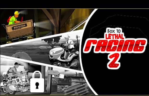 بازی آنلاین مسابقه مرگبار ۲