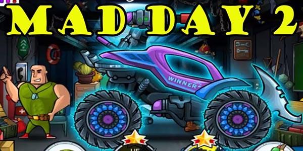 بازی روز دیوانگی Mad Day 2
