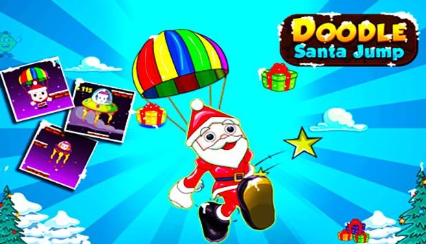 بازی اینترنتی پرش بابانوئل
