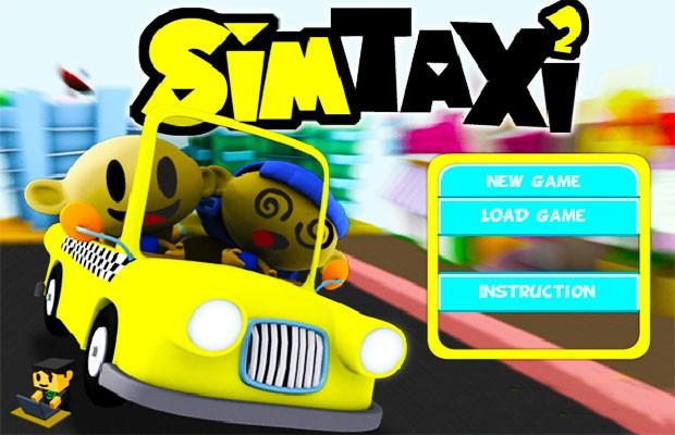 بازی آنلاین راننده تاکسی شهری ۲