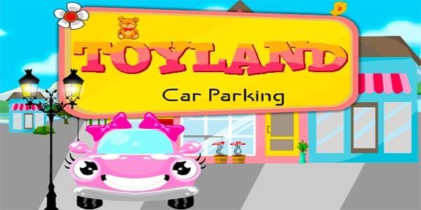 بازی دخترانه ی پارک ماشین