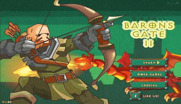 بازی آنلاین دروازه بارون ۲