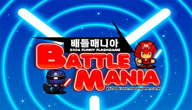 بازی آنلاین Battle Mania