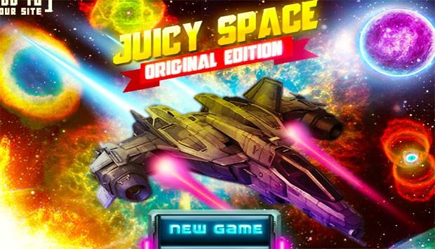 بازی آنلاین فضایی دفاع از کهکشان
