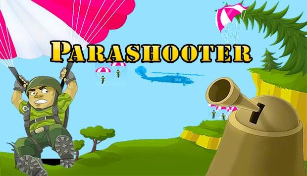بازی آنلاین تیراندازی به چتربازها