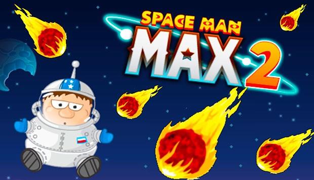 بازی آنلاین مکس فضانورد ۲