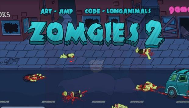 بازی اینترنتی فرار از دست زامبی ها