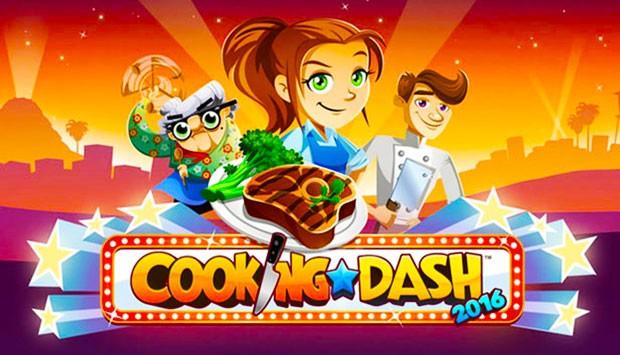 دانلود بازی آشپزی برای اندروید COOKING DASH
