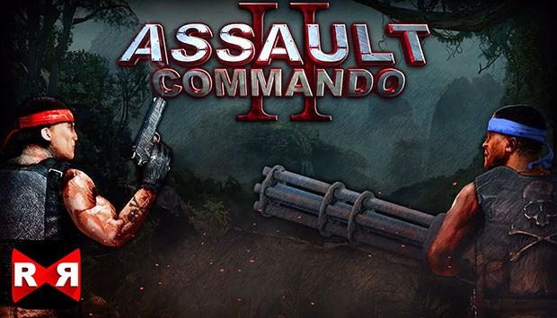 دانلود بازی Assault commando 2 برای اندروید