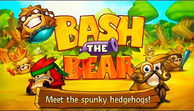 دانلود بازی Bash The Bear برای اندروید