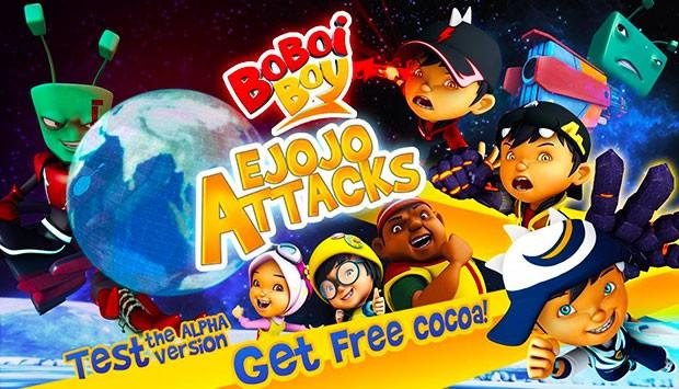 دانلود بازی اندروید BoBoiBoy:Ejojo Attacks