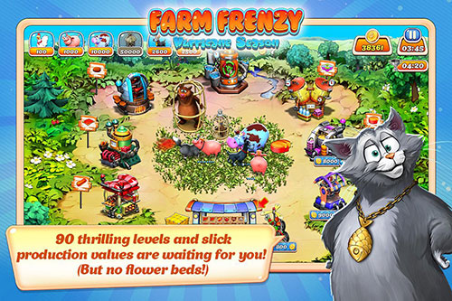دانلود بازی Farm Frenzy Hurricane Season V1.4 Apk