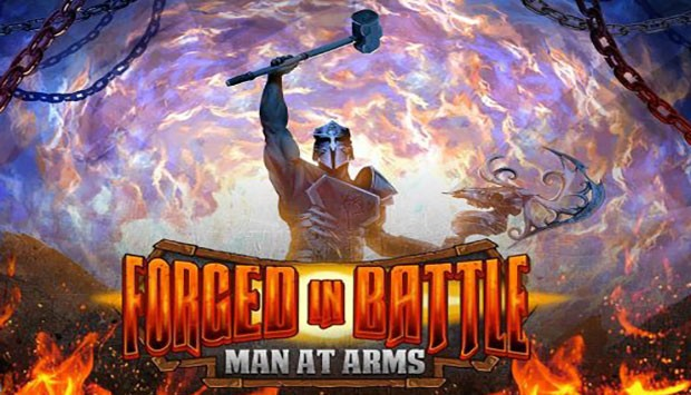 دانلود بازی Forged in battle Man at arms اندروید