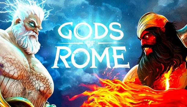 دانلود بازی Gods of Rome 1.1.0p برای اندروید