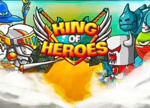 دانلود بازی پادشاه قهرمانان king of heroes اندروید