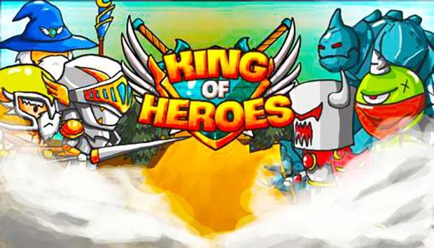 بازی king of heroes