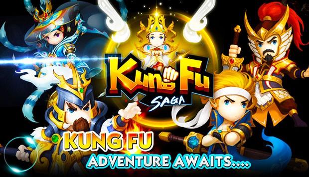 دانلود بازی Kung fu saga اندروید