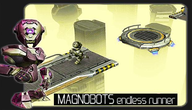 دانلود بازی Magnobots:Endless runner برای اندروید