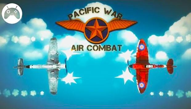 بازی جنگ هوایی اندروید Pacific War: Air Combat