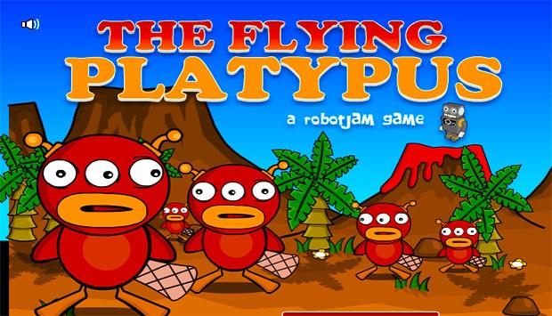 بازی آنلاین پرواز پلاتی پوس