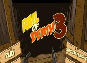 بازی فلش آنلاین واگن مرگ ۳