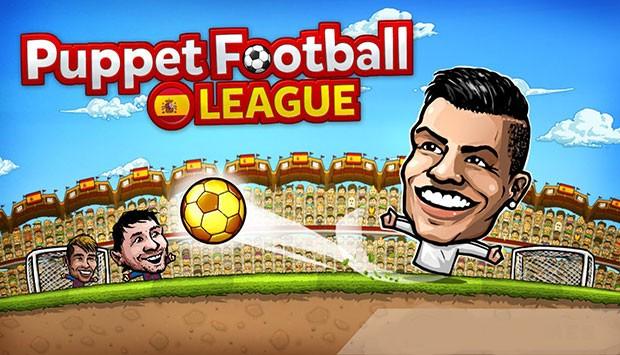 دانلود بازی فوتبال عروسکی Puppet football اندروید