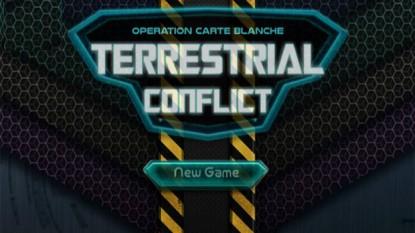 بازی آنلاین درگیری در زمین