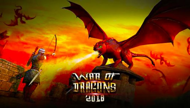 دانلود بازی جنگ اژدها War of dragons 2016 اندروید