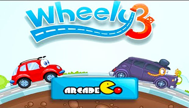 بازی انلاین wheely 3